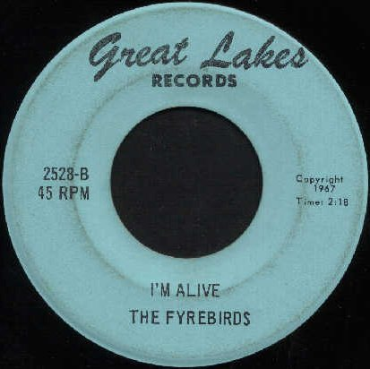 Fyrebirds - I'm Alive (Great Lakes 2528-B)